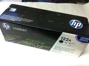 New Sealed Genuine Oem Hp 122a Q3960a Black Toner Cartridge 2550 2820 2840