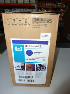 Hp Indigo Electroink Indichrome Q4004a Violet 071 4 Cans For 3000 4