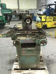 Brown Sharpe No 10n Cutter Tool Grinder With High Speed Grinder
