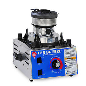 Cotton Candy Machine Maker Gold Medal Breeze 3030 00 001 Ez Kleen Ul Sanitation