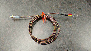 Makerbot Replicator 2 2x Thermocouple Tc Type K Solid Wire usa Made