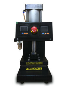 Best Professional Pneumatic Rosin Press 5000psi 6 X 8 Platen
