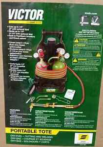 Victor 0384 0944 Portable Torch Welding Cutting Outfit
