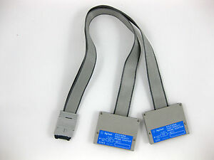 Agilent Keysight E5339a Mictor Probe low Voltage With 40 pin Cable Connectors