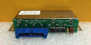 Jfw Industries 50p 1185 Dc To 3 0 Ghz 12 Vdc Sma f f Programmable Attenuator