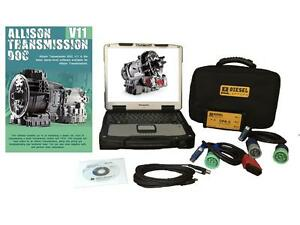 Allison Transmission Diagnostic Laptop Kit Doc Dpa5 Heavy Truck Tool New