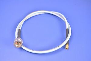 Ez Form Co Ez flex 401 3 Ft Microwave Rf Sma To N type Adapter Cable 3