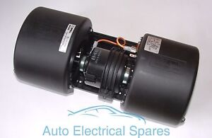 Spal 12v Centrifugal Double Blower Heater Fan Enclosure Ford New Holland Tractor
