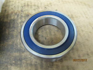 Pti Rubber Sealed Roller Ball Bearing 2210 2rs 22102rs New
