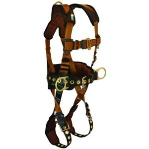 Falltech Safety Body Harness Comfortech Large x large Belt Size 39 To 52 12656