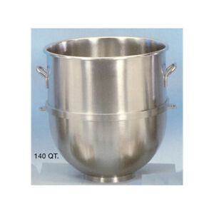 Stainless steel Mixer Bowl 140 Quart For Hobart 140qt Mixer