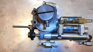Control Valve Air Hydraulic regulating Use Unknown