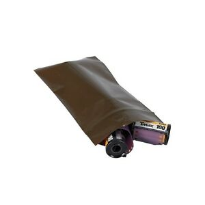3 Mil Reclosable Uv Bags 6 x8 Amber 1000 case