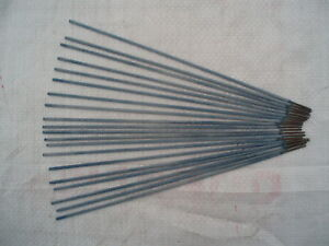 Eutectic Castolin 680s 1 5mm Dissimilar Steel Electrodes X 20 Free Postage