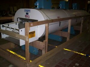 Cryogenic Tunnel Freezer 3 Module 1 Tier Ln2 Nitrogen co2 refurbished 30 Belt