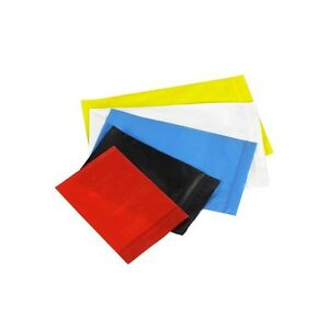 reclosable 2 Mil Poly Bags 9 x12 Red 1000 case