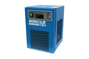 Schulz Refrigerated Air Dryer 10cfm Ads10 up Special Temp Price