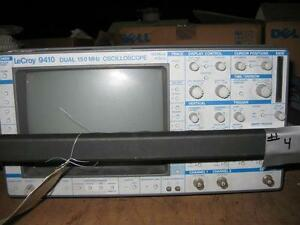Oscilloscope Lecroy 9410 Dual Channel 150mhz 4gs s