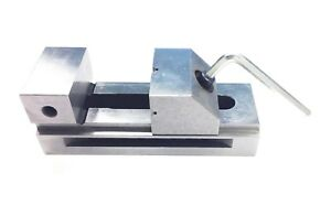 3 Precision Parallel Screwless Vise With Slot 3900 0024
