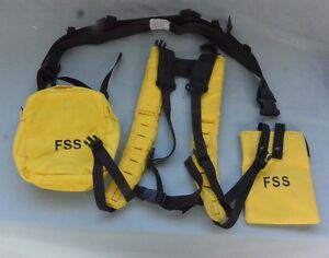 New Firefighter Wildland Web Gear Belt Pack hunting Fishing Camping Hiking