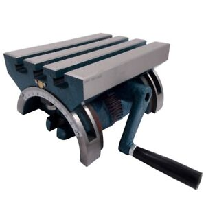 10 X 7 Tilting Table With Adjustable Handle 3501 0002