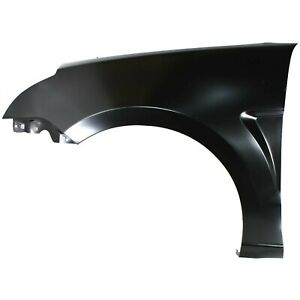 Fender For 2008 2011 Ford Focus Front Driver Side Primed Steel