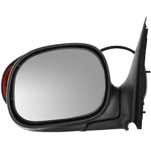 Mirror For 1997 2003 Ford F 150 With Signal Light In Housing Paintable Left