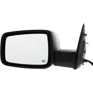 Mirror For 2011 2012 Ram 1500 2009 2010 Dodge Ram 1500 Manual Folding Front Left