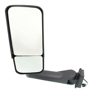 Power Mirror For 2003 2009 Chevrolet C4500 Kodiak Driver Side Paintable Heated