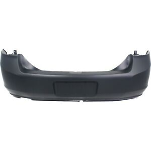 Rear Bumper Cover For 2008 2011 Ford Focus Primed Capa