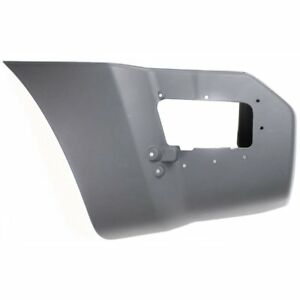 Bumper End For 2005 2015 Nissan Xterra Rear Driver Side Plastic Textured Capa