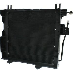Ac Condenser For 1998 1999 Dodge Durango 1997 1999 Dakota Aluminum Parallel Flow