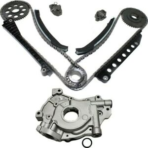 Timing Chain Kit For 2002 2003 Ford F 150 2002 2004 Expedition W Oil Pump