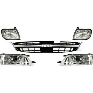 New Auto Light Kit Front For Nissan Maxima 1997 1999