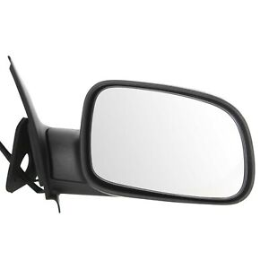Power Mirror For 1999 2004 Jeep Grand Cherokee Passenger Side Textured Black