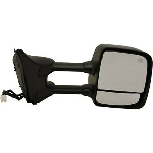 Kool Vue Power Towing Mirror For 2004 2005 Nissan Titan Passenger Side Heated