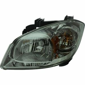 Headlight For 2005 2010 Chevrolet Cobalt Cobalt 2007 2009 Driver Side W Bulb