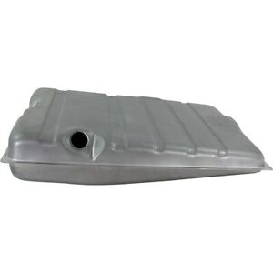 19 Gallon Fuel Tank For 68 70 Dodge Charger W Lock Ring Kit Silver