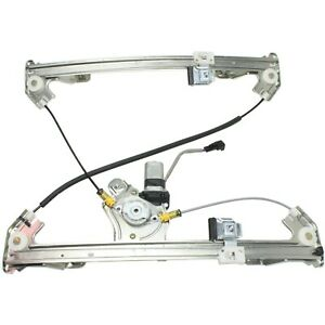 Power Window Regulator For 2004 2008 Ford F 150 Crew Cab Pickup Rear Right Side