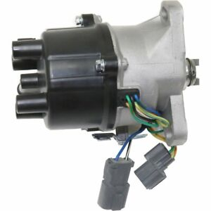 Distributor For 97 2001 Honda Prelude Includes Cap Module And Rotor