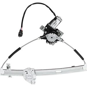 Power Window Regulator For 2002 2007 Saturn Vue Front Driver Side With Motor