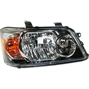 Headlight For 2004 2005 2006 Toyota Highlander Right Clear Lens