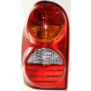 Tail Light For 02 04 Jeep Liberty Driver Side