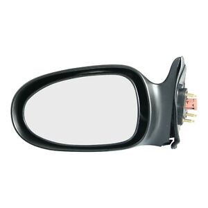 Power Mirror For 2000 2001 Nissan Altima Driver Paintable Left Oe Replacement