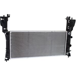 Radiator For 2012 14 Ford Edge 2 0l Turbo