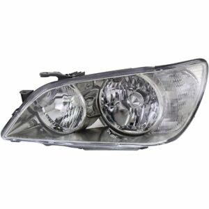 Hid Headlight For 2001 2004 2005 Lexus Is300 Driver Side