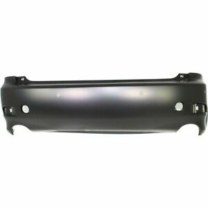 Rear Bumper Cover For 2006 2008 Lexus Is250 Is350 Primed Capa