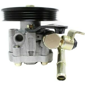 Power Steering Pump For 95 2003 Nissan Maxima 96 2001 Infiniti I30 W Pulley