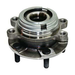 Front Wheel Hub Bearing For Nissan Maxima Altima 3 5l V6 W Abs
