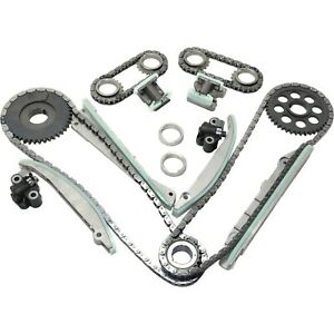 Timing Chain Kit For 2003 05 Ford Mustang Mercury Lincoln Aviator 4 6l Dohc 32v